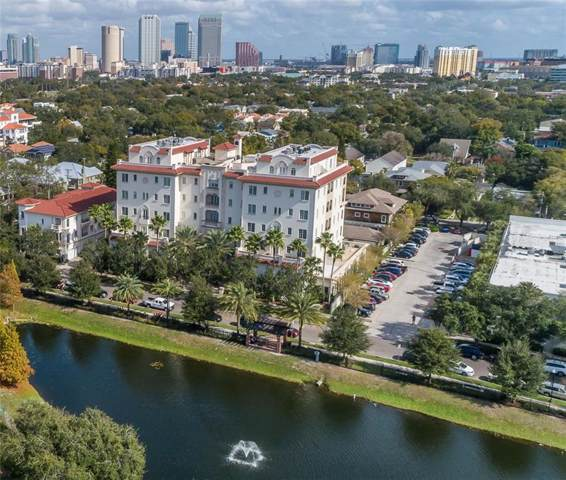 610 S Rome Avenue #603, Tampa, FL 33606 (MLS #T3219364) :: 54 Realty