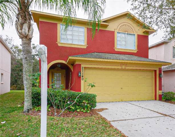 27140 Big Sur Drive, Wesley Chapel, FL 33544 (MLS #T3220420) :: Premier Home Experts