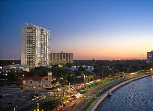 2910 W Barcelona Street #0503, Tampa, FL 33629 (MLS #T3221065) :: The Duncan Duo Team
