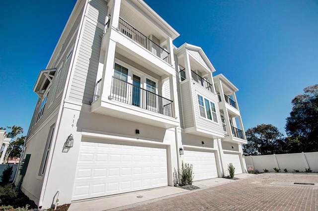 119 E Concord Street #10, Orlando, FL 32801 (MLS #T3221172) :: Zarghami Group