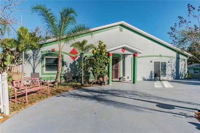 519 S Levis Avenue, Tarpon Springs, FL 34689 (MLS #T3221676) :: The A Team of Charles Rutenberg Realty