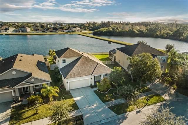 15540 Long Cypress Drive, Ruskin, FL 33573 (MLS #T3221746) :: 54 Realty