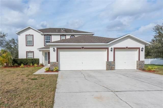 2506 Derby Glen Drive, Lutz, FL 33559 (MLS #T3223962) :: Premium Properties Real Estate Services