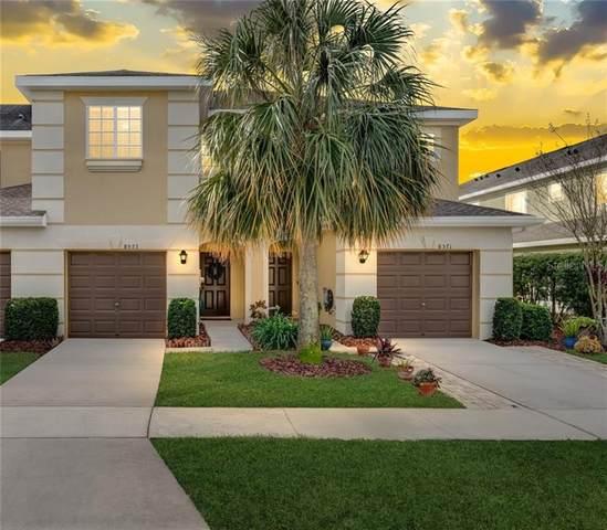 8573 Trail Wind Drive, Tampa, FL 33647 (MLS #T3224414) :: Lockhart & Walseth Team, Realtors