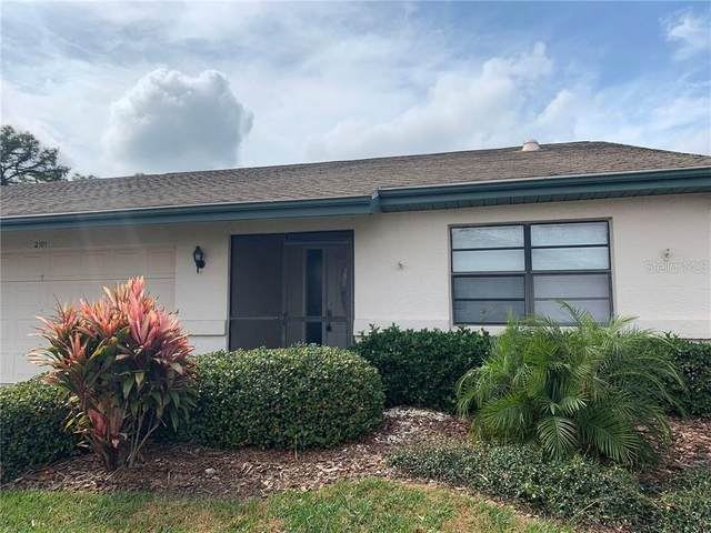 2101 Hartlebury Way #414, Sun City Center, FL 33573 (MLS #T3225908) :: Gate Arty & the Group - Keller Williams Realty Smart
