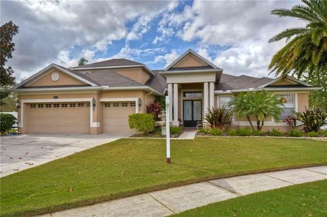 16708 Whispering Glen Drive, Lutz, FL 33558 (MLS #T3226712) :: Sarasota Home Specialists
