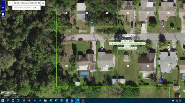 Needles Drive, Hudson, FL 34667 (MLS #T3226730) :: BuySellLiveFlorida.com