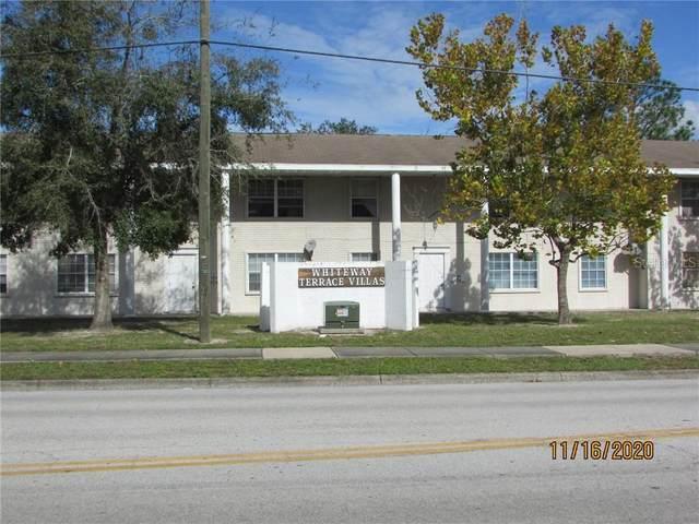 5318 Whiteway Drive #5318, Temple Terrace, FL 33617 (MLS #T3227422) :: Griffin Group