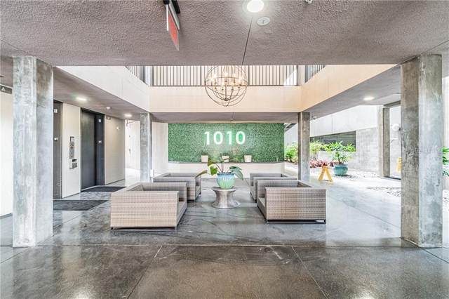 1010 Central Avenue #413, St Petersburg, FL 33705 (MLS #T3227524) :: Lockhart & Walseth Team, Realtors