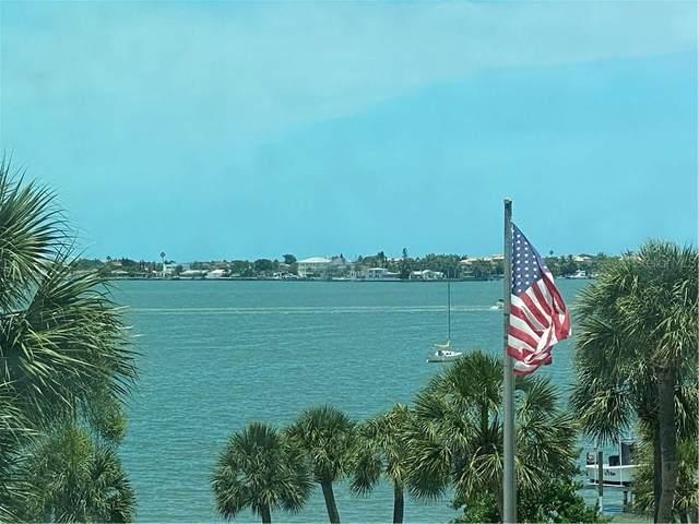 100 Bluff View Drive 214A, Belleair Bluffs, FL 33770 (MLS #T3229007) :: The Light Team