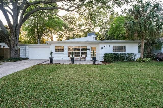614 Ontario Avenue, Tampa, FL 33606 (MLS #T3229651) :: Burwell Real Estate