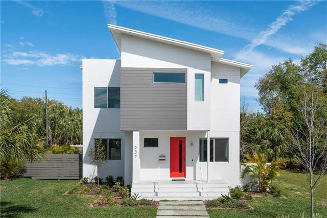 637 12TH AVE SOUTH, St Petersburg, FL 33701 (MLS #T3230348) :: Homepride Realty Services