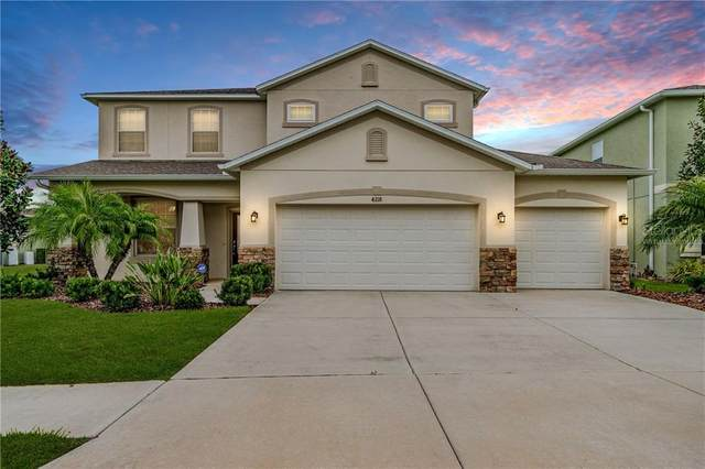 4218 Windcrest Drive, Wesley Chapel, FL 33544 (MLS #T3231221) :: Zarghami Group