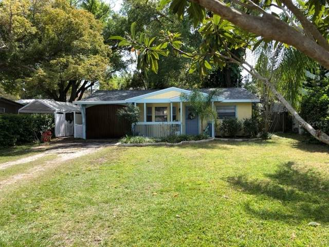 125 Crystal Beach Avenue, Palm Harbor, FL 34683 (MLS #T3231525) :: Lockhart & Walseth Team, Realtors