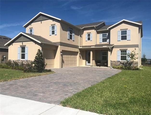 1810 Southern Red Oak Court, Ocoee, FL 34761 (MLS #T3235581) :: The Duncan Duo Team