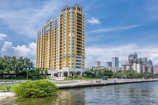 345 Bayshore Boulevard #503, Tampa, FL 33606 (MLS #T3236145) :: Your Florida House Team