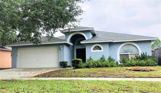 1419 Lakehurst Way, Brandon, FL 33511 (MLS #T3237096) :: GO Realty