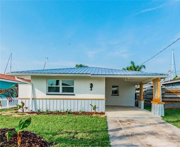 4453 Floramar Terrace, New Port Richey, FL 34652 (MLS #T3237442) :: Delgado Home Team at Keller Williams