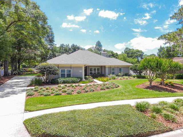 17920 Clear Lake Drive, Lutz, FL 33548 (MLS #T3239558) :: Rabell Realty Group