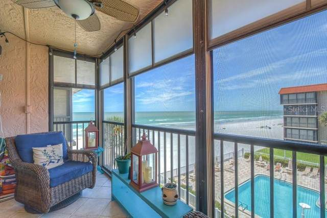 17580 Gulf Boulevard #408, Redington Shores, FL 33708 (MLS #T3241160) :: Godwin Realty Group