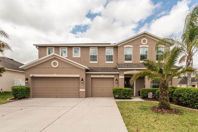 1503 Ringmore Court, Dover, FL 33527 (MLS #T3241956) :: Team Pepka