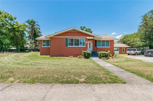 2815 Cleveland Heights Boulevard, Lakeland, FL 33803 (MLS #T3243903) :: Gate Arty & the Group - Keller Williams Realty Smart