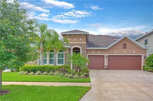 1319 Lorea Lane, Brandon, FL 33511 (MLS #T3244528) :: Delgado Home Team at Keller Williams