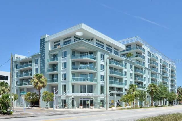 912 Channelside Drive #2611, Tampa, FL 33602 (MLS #T3244749) :: The Duncan Duo Team
