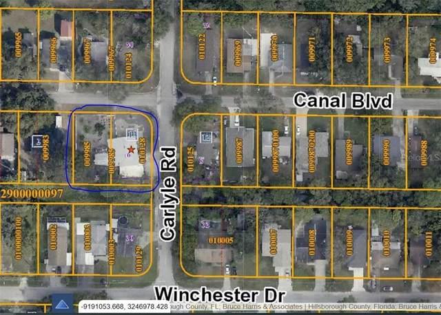 4506 Carlyle Road, Tampa, FL 33615 (MLS #T3244868) :: Team Bohannon Keller Williams, Tampa Properties