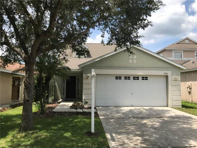 5908 Wrenwater Drive, Lithia, FL 33547 (MLS #T3245322) :: Medway Realty