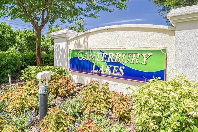8044 Canterbury Lake Boulevard, Tampa, FL 33619 (MLS #T3246184) :: Burwell Real Estate