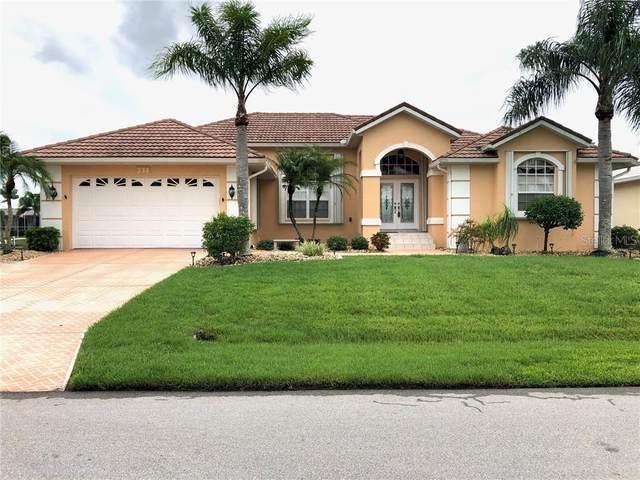 331 Portofino Drive, Punta Gorda, FL 33950 (MLS #T3246570) :: Delgado Home Team at Keller Williams