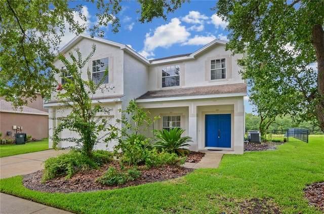 14724 Heronglen Drive, Lithia, FL 33547 (MLS #T3246857) :: GO Realty