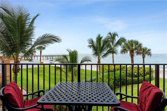 16330 Gulf Boulevard #101, Redington Beach, FL 33708 (MLS #T3248919) :: Burwell Real Estate