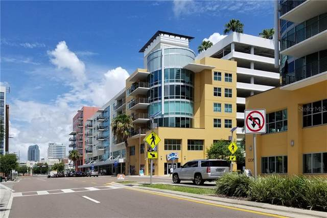 1120 E Kennedy Boulevard #928, Tampa, FL 33602 (MLS #T3249578) :: The Duncan Duo Team