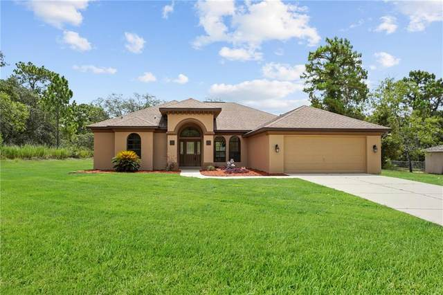 11014 Wren Road, Brooksville, FL 34613 (MLS #T3250943) :: Griffin Group