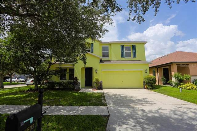 13502 Red Ear Court, Riverview, FL 33569 (MLS #T3251023) :: Team Borham at Keller Williams Realty