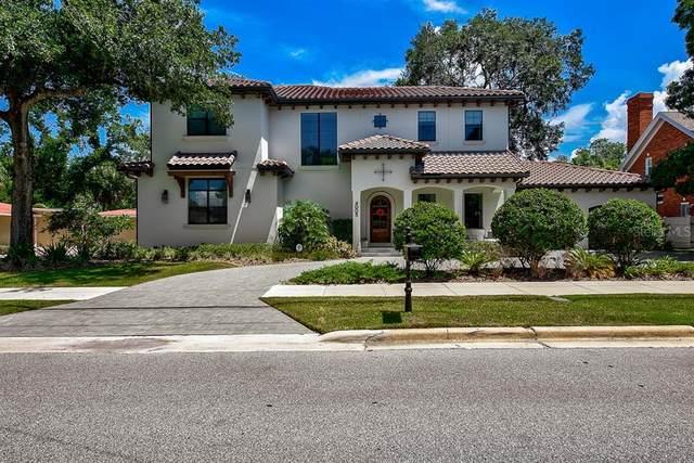 4005 W Palmira Avenue, Tampa, FL 33629 (MLS #T3251163) :: Florida Real Estate Sellers at Keller Williams Realty