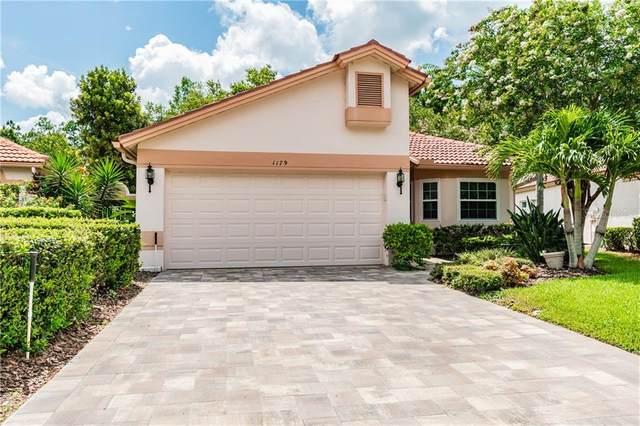 1179 Dartford Drive, Tarpon Springs, FL 34688 (MLS #T3251649) :: Griffin Group