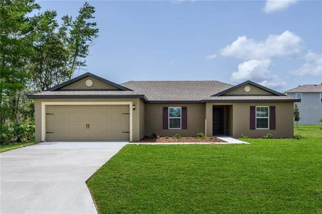 814 James Drive, Poinciana, FL 34759 (MLS #T3254248) :: The Duncan Duo Team