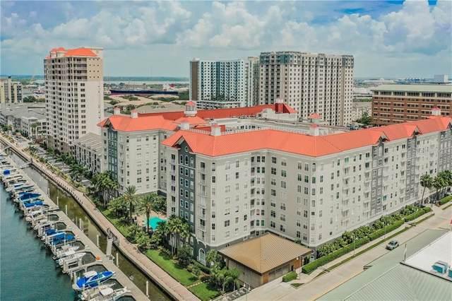 700 S Harbour Island Boulevard #201, Tampa, FL 33602 (MLS #T3256421) :: Keller Williams on the Water/Sarasota