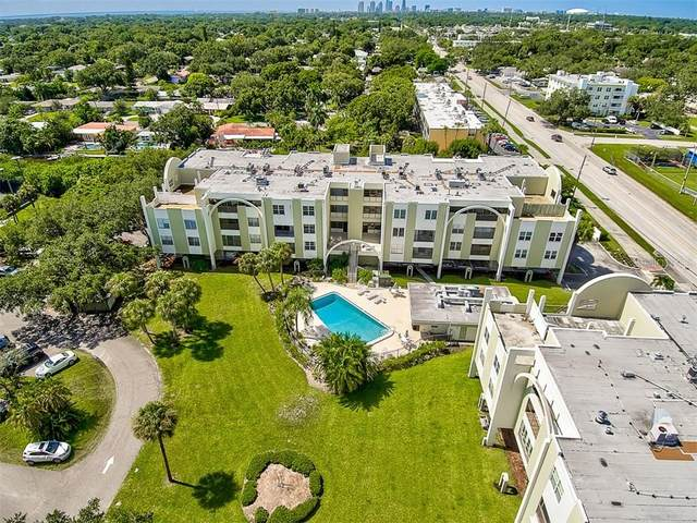 4651 1ST Street NE #311, St Petersburg, FL 33703 (MLS #T3257006) :: Team Buky