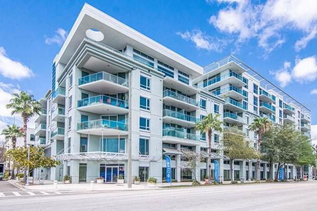 111 N 12TH Street #1523, Tampa, FL 33602 (MLS #T3257395) :: The Light Team