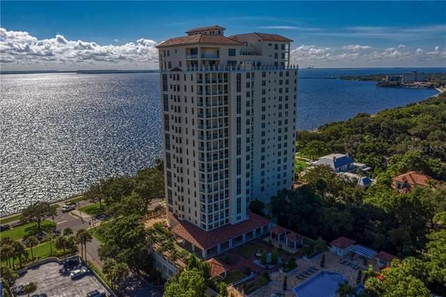 4201 Bayshore Boulevard #504, Tampa, FL 33611 (MLS #T3261762) :: Your Florida House Team