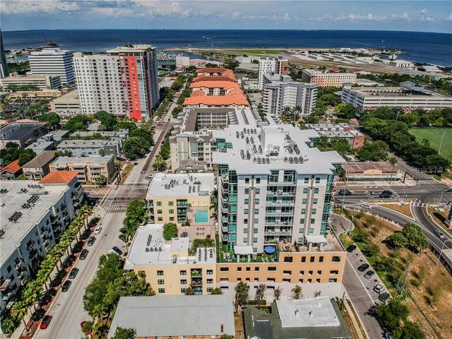 400 4TH Avenue S #704, St Petersburg, FL 33701 (MLS #T3263029) :: The Light Team