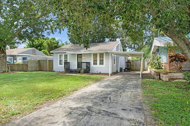 3718 39TH Street N, St Petersburg, FL 33713 (MLS #T3266501) :: KELLER WILLIAMS ELITE PARTNERS IV REALTY