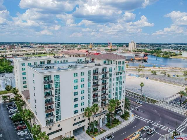 1238 E Kennedy Boulevard #1004, Tampa, FL 33602 (MLS #T3266559) :: The Nathan Bangs Group