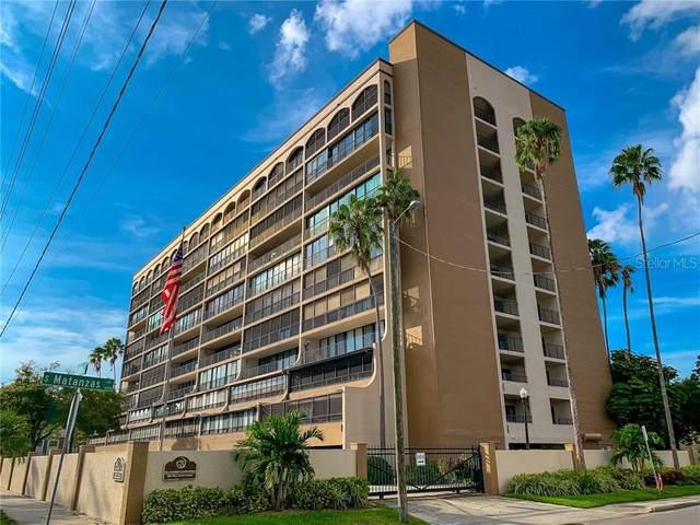 3211 W Swann Avenue #1103, Tampa, FL 33609 (MLS #T3270904) :: KELLER WILLIAMS ELITE PARTNERS IV REALTY