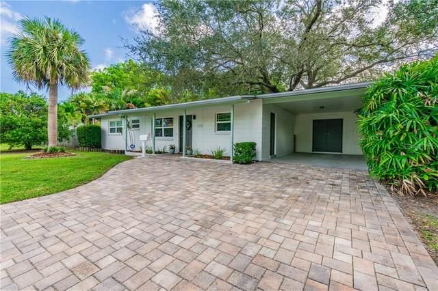 1600 Arizona Avenue NE, St Petersburg, FL 33703 (MLS #T3273030) :: Gate Arty & the Group - Keller Williams Realty Smart