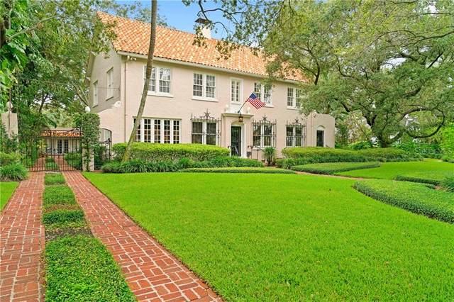 418 Blanca Avenue, Tampa, FL 33606 (MLS #T3273240) :: Florida Real Estate Sellers at Keller Williams Realty